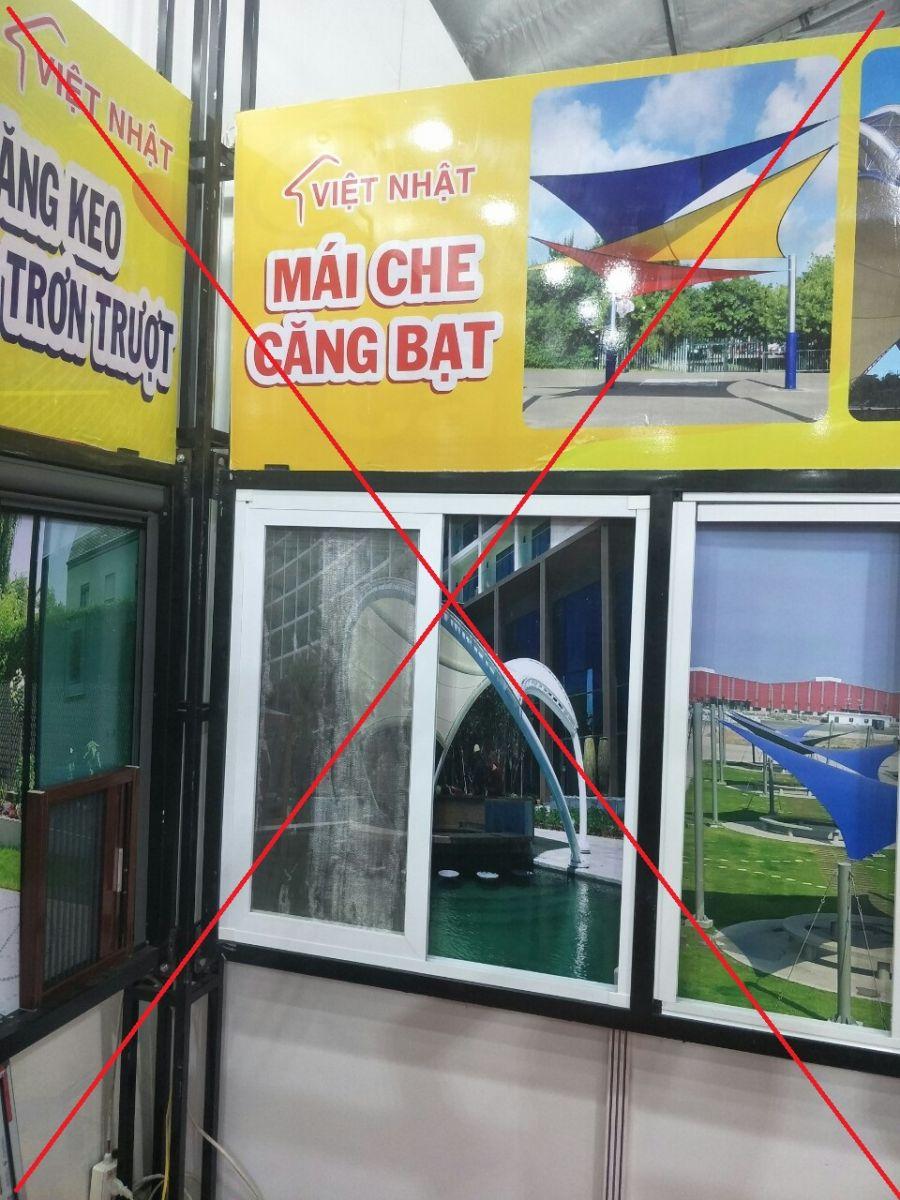 Mái che Việt Nhật (Havico) sử dụng trái phép thông tin của TMS